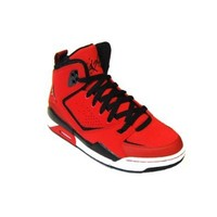 Nike Air Jordan SC-2 (GS) Boys Basketball Shoes 454088-601 Varsity Red 3.5 M US