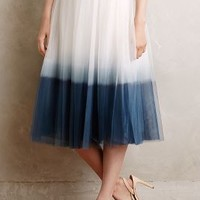 Dipped Tulle Skirt by Bailey 44 Blue Motif