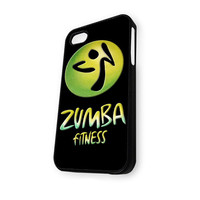 zumba fitness iPhone 4/4S Case