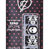 Iron Fist Lacey Days Nail Polish Strips Health and Beauty Nail Polish at Broken Cherry