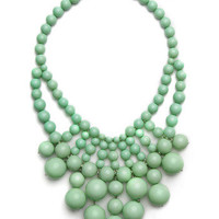 Hey, Jade Necklace | Mod Retro Vintage Necklaces | ModCloth.com