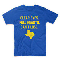 Friday Night Lights - Clear Eyes Full Hearts Can't Lose Tee Shirt