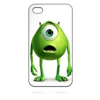 Monsters Inc. Hard Case Skin for Iphone 4 4s Iphone4 At&t Sprint Verizon Retail Packing.