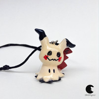 Pokemon - Mimikyu Charm Necklace (Mimikkyu - Pokemon Sun and Moon)