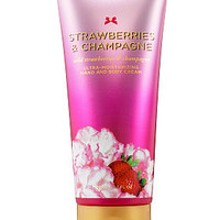 Strawberries & Champagne Ultra-moisturizing Hand and Body Cream - VS Fantasies - Victoria's Secret