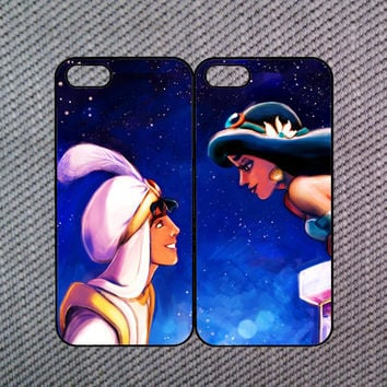 Aladdin and Princess Jasmine,iPhone 5 case,iPhone 5S case,iPhone 5C case,iPhone 4 case,iPod 4 case,iPod 5 case,Blackberry Z10,Blackberry Q10