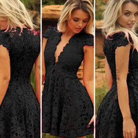 New Fashion Summer Sexy Women Dress Casual Dress for Party and Date = 4458480772