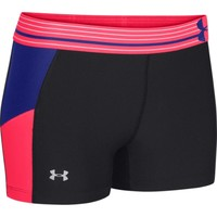 Under Armour Women's HeatGear Sonic Alpha Printed Shorts | DICK'S Sporting Goods