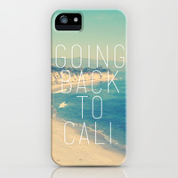 Going Back to Cali iPhone & iPod Case by RexLambo | Society6