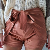 All Of Me Shorts: Rose Gold