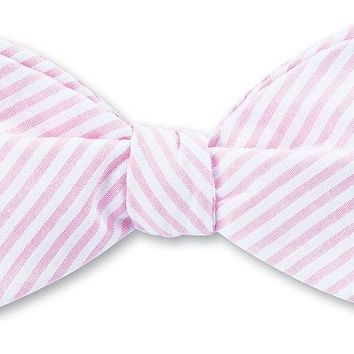 34688071a61d Shop Seersucker Bow Tie on Wanelo