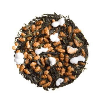 Genmaicha Loose Green Tea