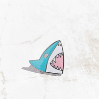 Annie Free X UO Shark Pin - Urban Outfitters