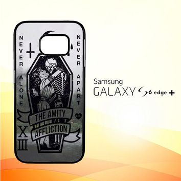 Amity Affliction Band L1344 Samsung Galaxy S6 Edge Plus Case