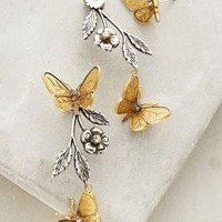 Miss Ellie Enchantment Earrings in Gold Size: One Size Earrings