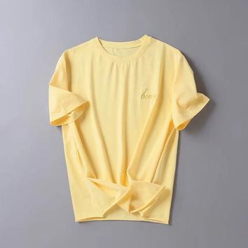 Honey Embroidery TShirt