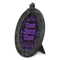 Haunted Mansion Sculptured Photo Frame