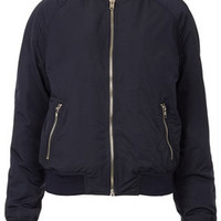 Bomber Jacket - Jackets & Coats  - Clothing