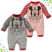 Kids Boys Girls Baby Clothing Toddler Bodysuits Products For Children = 4451420228