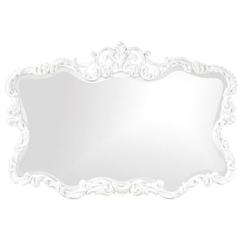 Talida White Mirror