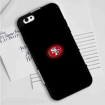 Sf 49Ers (logo basic) iPhone Case