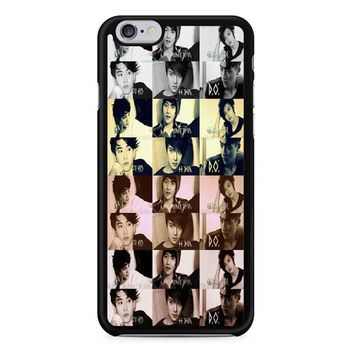 Exo Collage 3 iPhone 6/6S Case