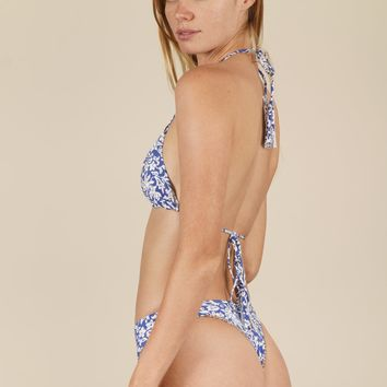 ACACIA - Brazil Bottom | Blue Batik