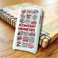 1d One Direction Midnight Memories iPod Touch 4 Case