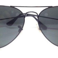 Cheap BNWT Authentic Ray-Ban RB 3025 Black 58 mm Aviator (7) outlet