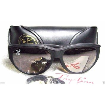 RAY-BAN NOS VINTAGE B&L SPORT SERIES 1 *RB-50 1992 OLYMPICS GAMES NEW SUNGLASSES