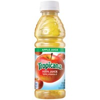 Tropicana Juice, Apple, 10 Fl Oz, 24 Ct - Walmart.com