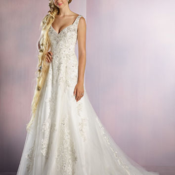Style 255 Coming Soon | Disney Fairy Tale Bridal | Alfred Angelo