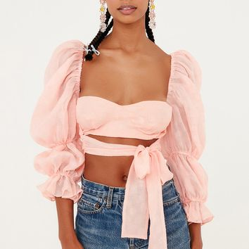 Hampton Crop Top