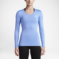 The Nike Pro Cool Women's Training Top.