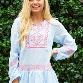 Heart Flutters Top | Monday Dress Boutique