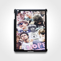 Ashton Irwin 5 Seconds of Summer For iPad 2/3/4 iPad Mini Case