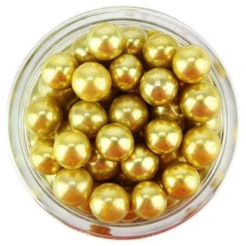 Gold Dragees 6MM