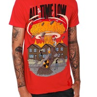 All Time Low Nuke T-Shirt - 975559