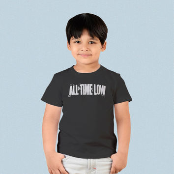 Kids T-shirt - All Time Low Logo
