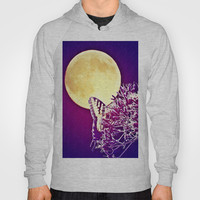 Night Wings Hoody by Art by Mel Bohrer | Society6