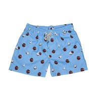 OAS Coconuts Trunks Blue