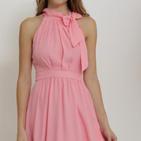 Oh Lollypop Pink Dress