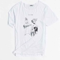 Whole Milk X Ariel Pink Burn Out Group Tee