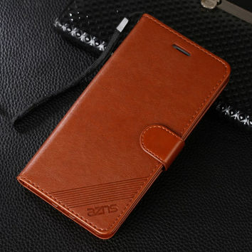 New For Xiaomi Redmi Note 4 Case Hight Quality PU Leather Stand Case Luxury Flip Leather Cover For Xiaomi Redmi Note 4 pro 5.5''