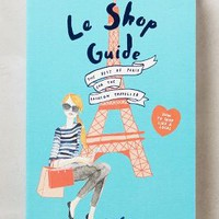 Le Shop Guide by Anthropologie Turquoise One Size House & Home