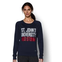 Under Armour Women's St. John's UA Long Sleeve Crew