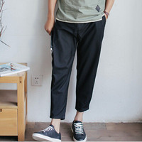 Casual Fashion Cropped Pants [8598686339]