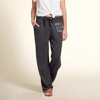 Hollister Boyfriend Banded Sweatpants