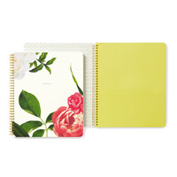 kate spade new york Spiral Notebook - Floral (Large)