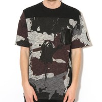 Black Scale Morgan Tee Black | Free UK Shipping and Returns